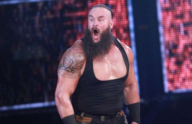 Why Was Braun Strowman Pulled From WWE Universal Title At Royal Rumble?