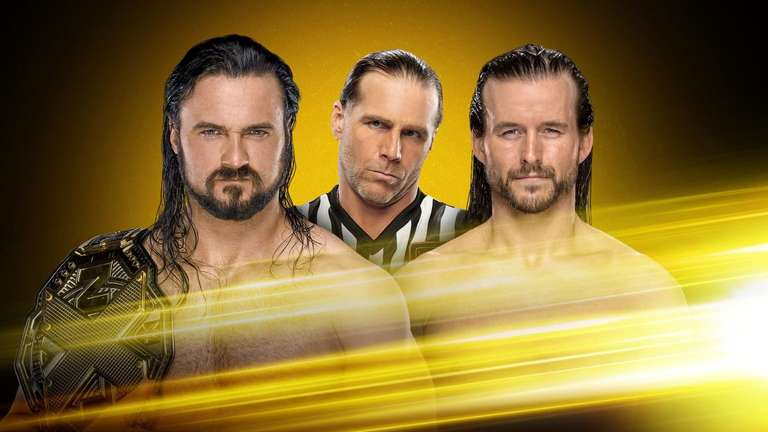 Shawn Michaels to Referee McIntyre-Cole NXT Title Match