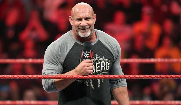 Who Will be Inducting Bill Goldberg into the 2018 WWE Hall of Fame?