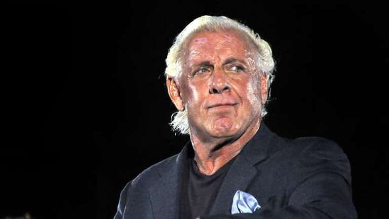 ric flair vows i ll never drink again in first interview since