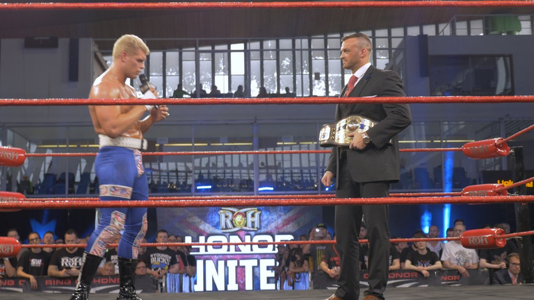 VIDEO: Cody Rhodes and Nick Aldis Agree to Raise the Stakes for All In