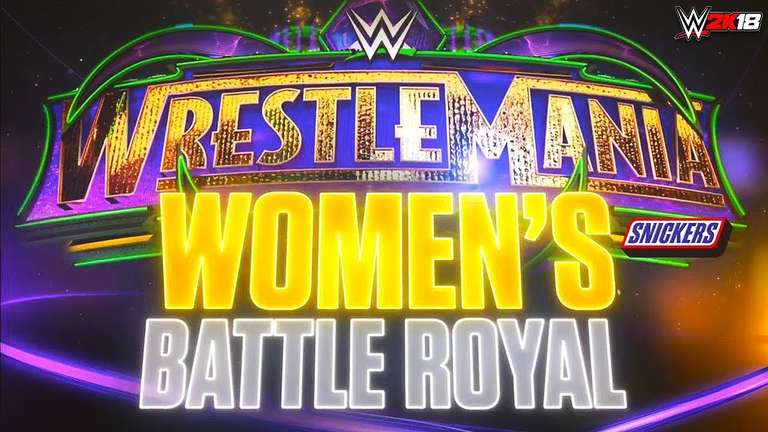 New Name Added To WWE WrestleMania 34 Women's Battle Royal Match
