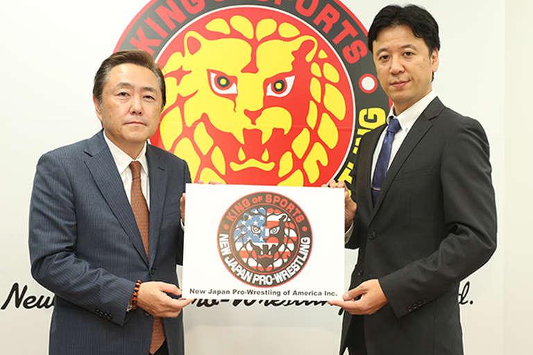 New Japan Pro Wrestling Announces NJPW of America Brand