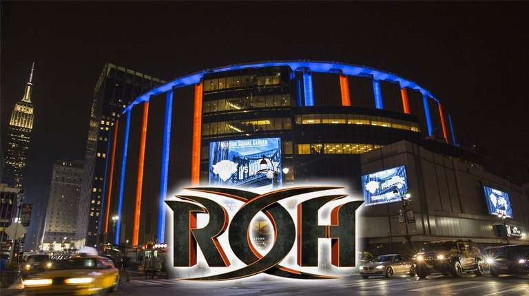 Roh njpw madison square garden event draws biggest gate - Madison square garden event schedule ...