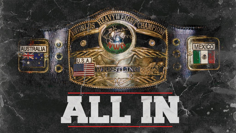 NWA World Champion Nick Aldis Raises the Stakes for Match Against Cody Rhodes at All In