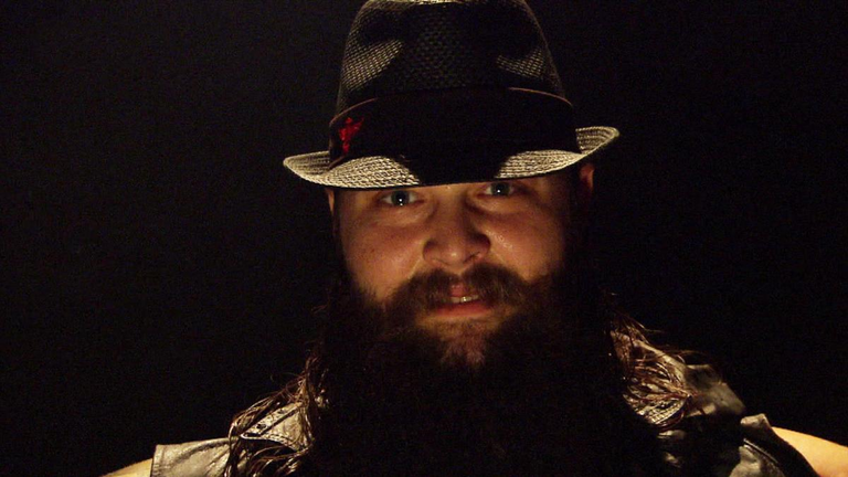 WWE's Website Hints at Possible Gimmick Change for Bray Wyatt