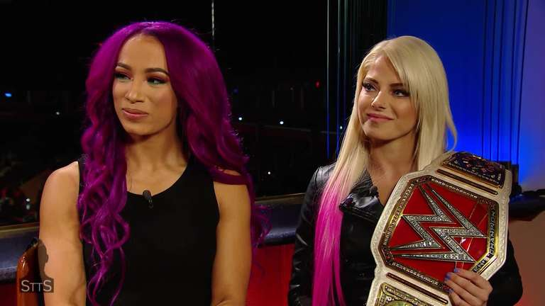 Sasha Banks Pulled Due To Post-Concussive Symptoms And -2207