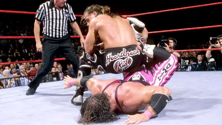 Earl Hebner Claims The Montreal Screwjob Was A Work, Bret Hart Was In On It