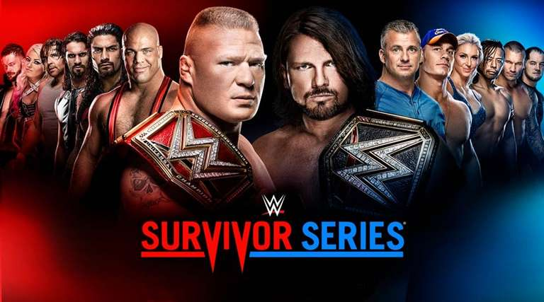 WWE Survivor Series 2017 Results And Coverage (11/19)