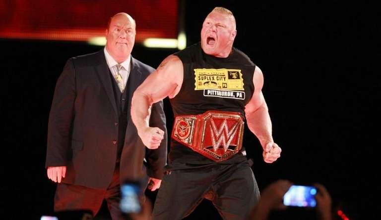 Next Challenger For Brock Lesnars WWE Universal Championship Revealed