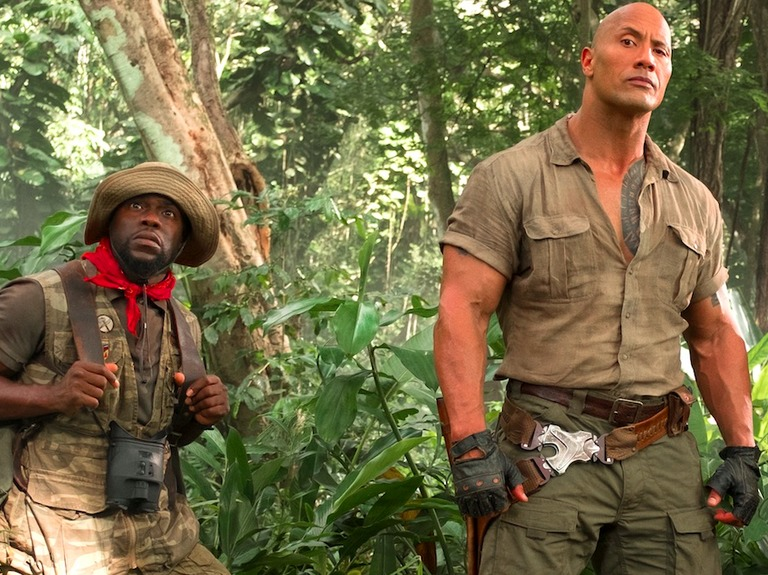 The Rock Shares A New Official Trailer For Jumanji ...