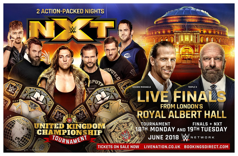 Shawn Michaels Making an Appearance at WWE U.K. Championship Tournament