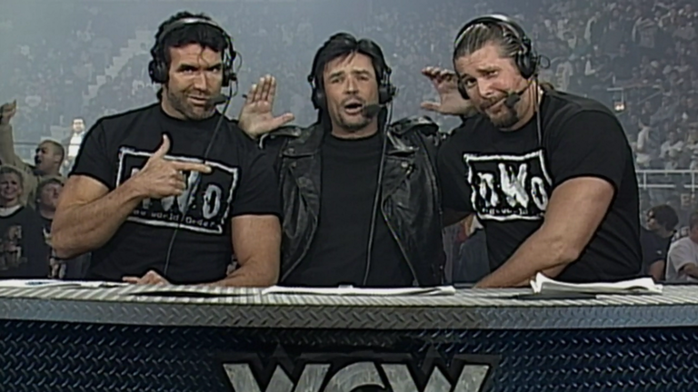 Eric Bischoff Reveals Why Kevin Nash and Scott Hall Didn't