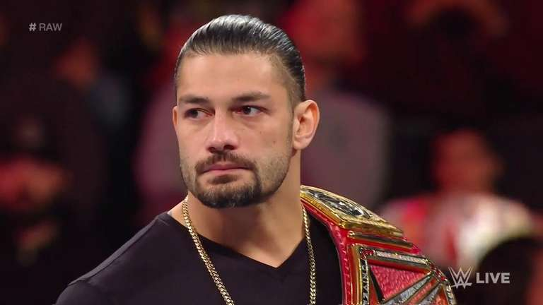Roman Reigns Relinquishes WWE Universal Championship Due To Leukemia Diagnosis