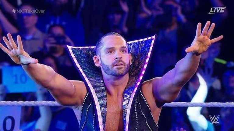Tye Dillinger Requests WWE Release