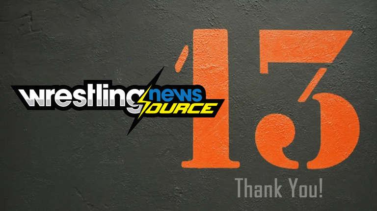 WrestlingNewsSource.com Celebrates 13 Years Online