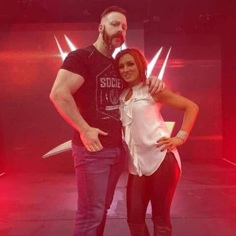 Becky Lynch Talks About Being A Big Fan Of Sheamus