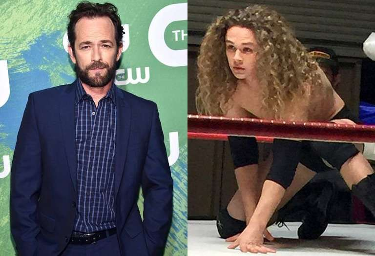Jack Perry Sophie Perry: AEW Star Jungle Boy's Father Luke Perry Passes Away Aged