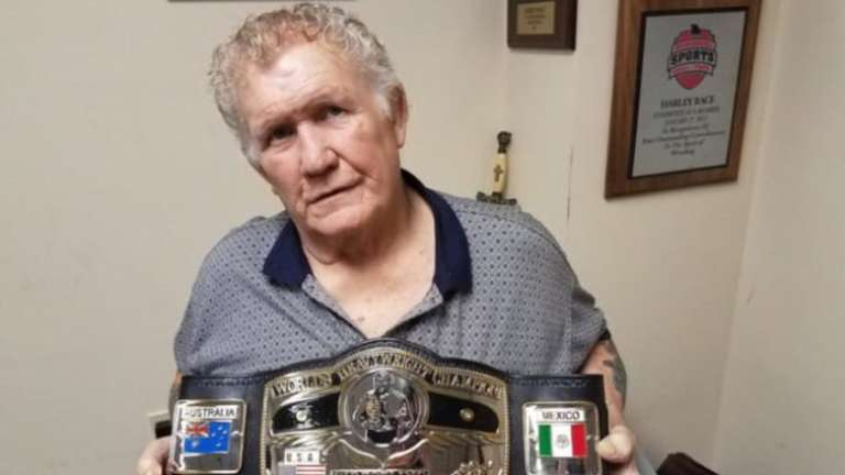 Update On Harley Race Following Recent Hospitalization