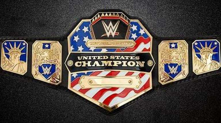 Rumor Killer: That New WWE United States Title Design Is FAKE