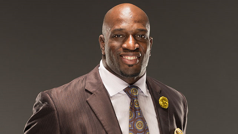Titus O'Neil Issues Official Statement About Rumors of Him Refusing to Shake Hulk Hogan's Hand