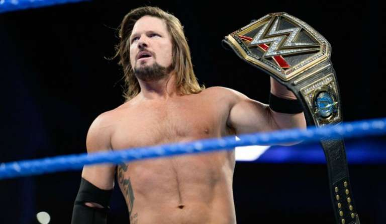 Quick Update on WWE Champion A.J. Styles's Injury and WrestleMania Status