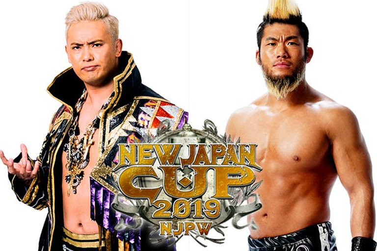 NJPW New Japan Cup Finals Results (03/24/2019)