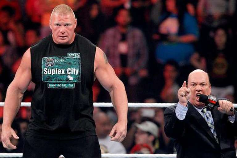 Paul Heyman Says Brock Lesnar Is Ready For UFC Comeback