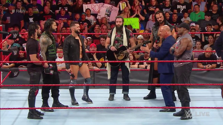 WWE Monday Night Raw LIVE COVERAGE & RESULTS (07/16/2018)