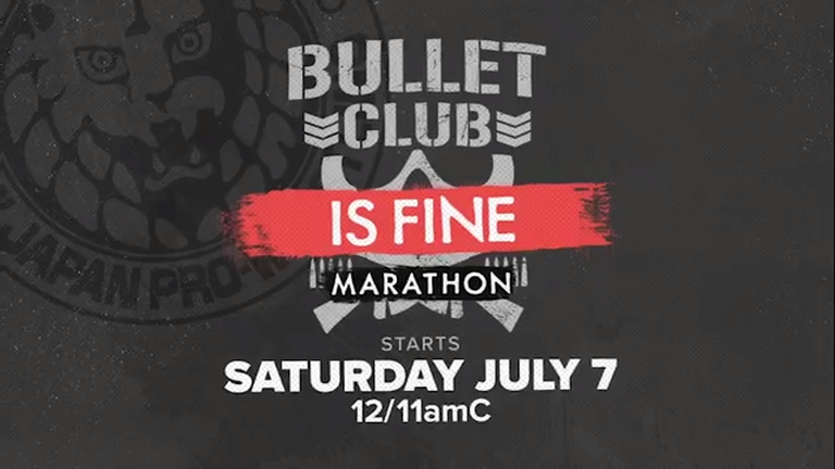 Image result for Cody and The Young Bucks set to host 'Bullet Club is Fine' marathon July 7 on AXS TV