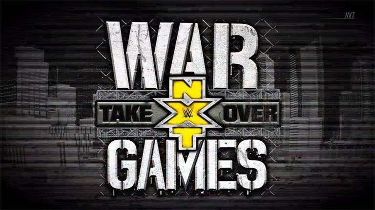 WWE NXT War Games Results (11/17)