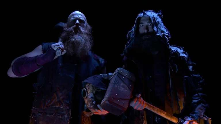 Image result for Erick Rowan And Luke Harper Return Promo