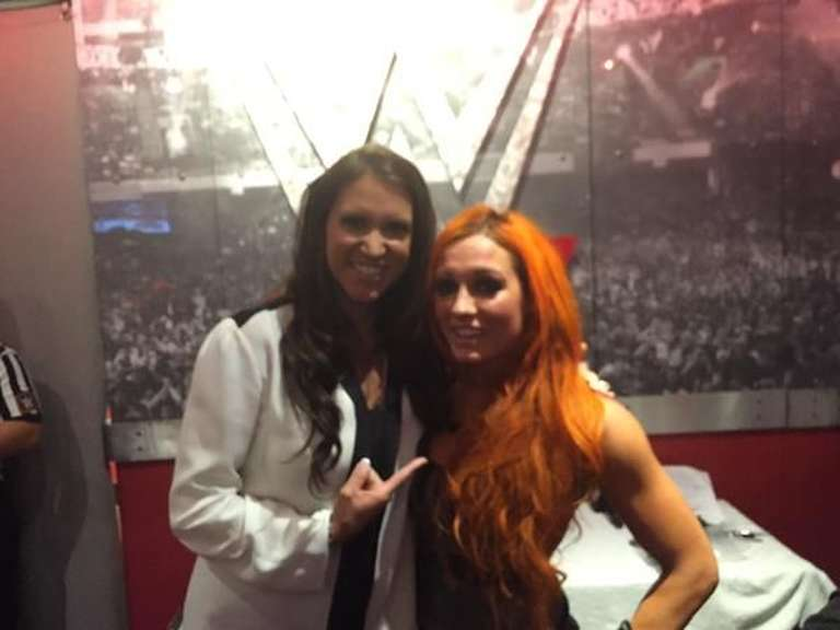 Wwe Survivor Series 2019 >> Becky Lynch Talks Facing Stephanie McMahon In The Ring | WrestlingNewsSource.Com