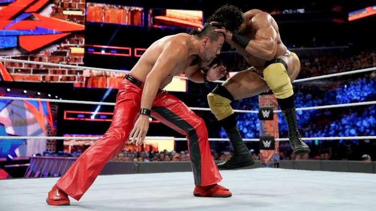 WWE Issues Statement Regarding Controversial Mahal-Nakamura Segment