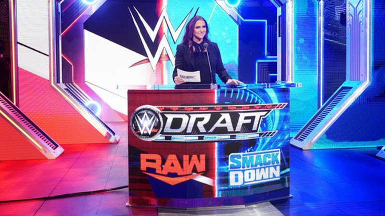 WWE Announces More Draft Picks For Raw and SmackDown