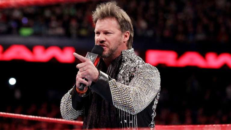 Chris Jericho Issues A Lifetime Ban To Sexy Star From His ...
