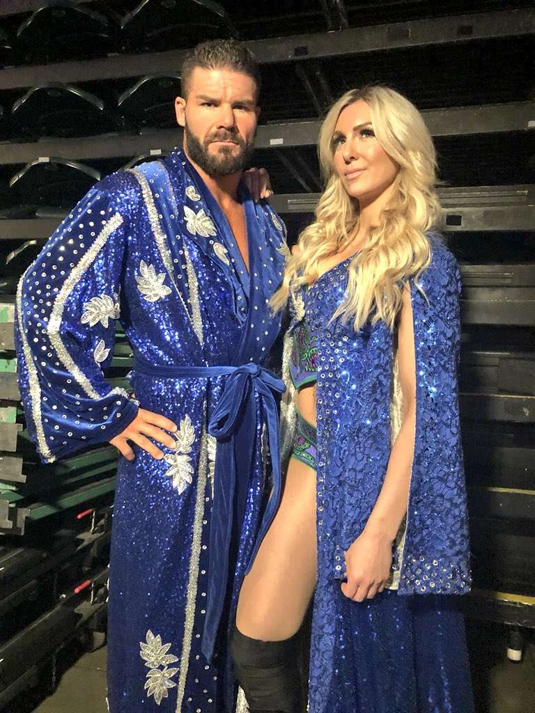 Bobby Roode Amp Charlotte Flair Advance In Wwe Mmc Over