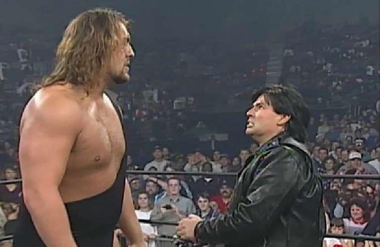 Eric evans wrestling