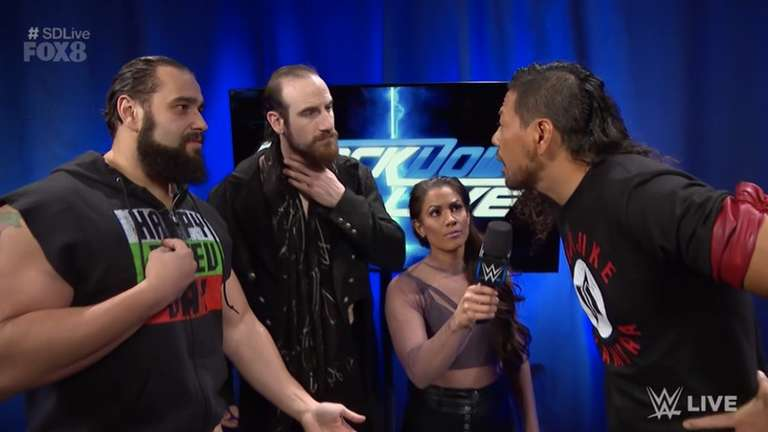 Shinsuke Nakamura contre Rusev annoncé pour WWE Fastlane