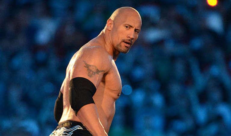 The Rock Schauspieler