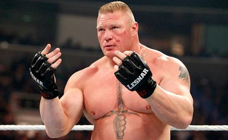 Possible SPOILER: What Might WWE Have Planned for Brock Lesnar Later This Year?