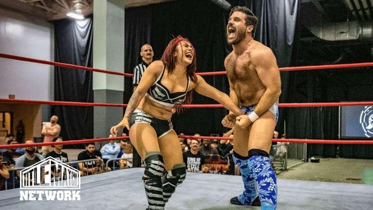Beefcakes of Wrestling: Joey Ryan In The Combat Zone