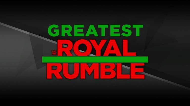 WWE SmackDown LIVE Tag Team Championship Match Official For Greatest Royal Rumble