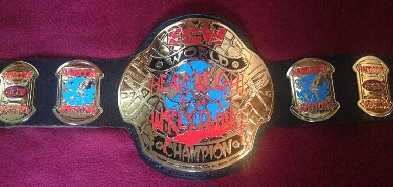 Former ECW World Champion Rumored for WWE HOF Induction Next
