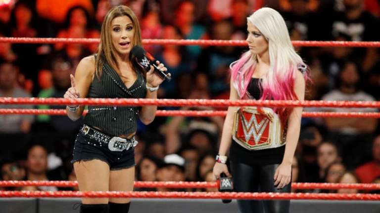 Alexa Bliss On What She Learned In Nxt, Working W Mickie -3079