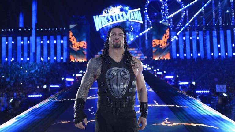 Roman Reigns On Brock Lesnar Ufc Rumors Roman S