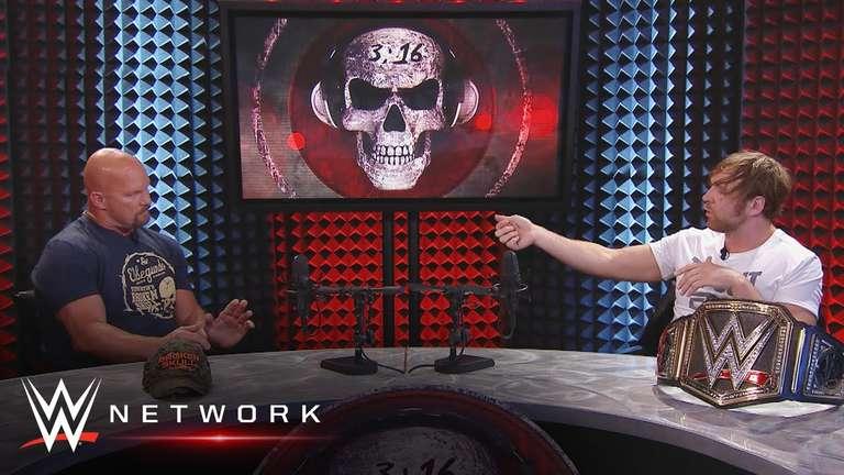 Steve Austin Reveals Dean Ambrose WWE Network Podcast Haunted Him