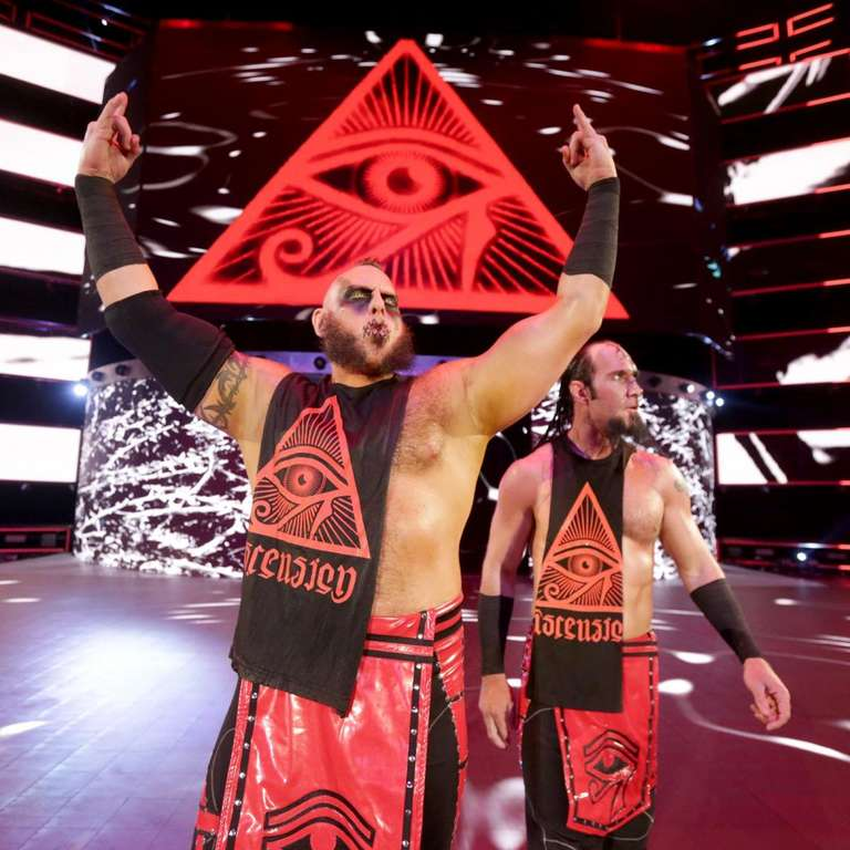 The Ascension Moves To WWE Raw From SmackDown LIVE