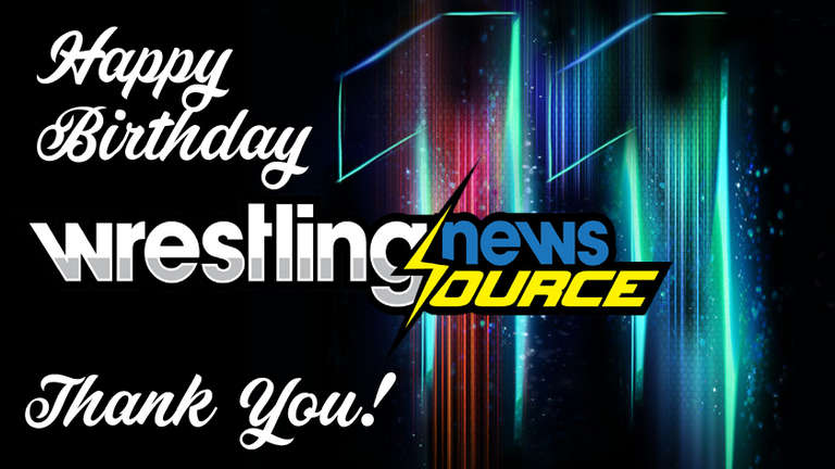 WrestlingNewsSource.com Celebrates 11 Years Online
