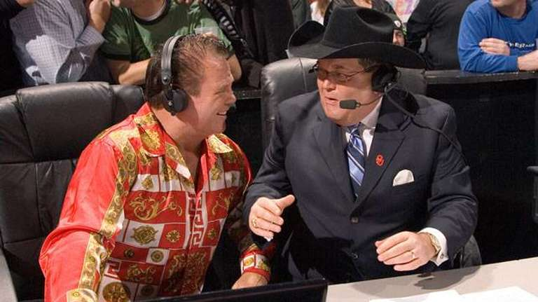 Jim Ross and Jerry Lawler Rumored To Be Reuniting On WWE Television